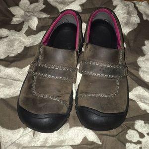 Women's keen slip on shoes